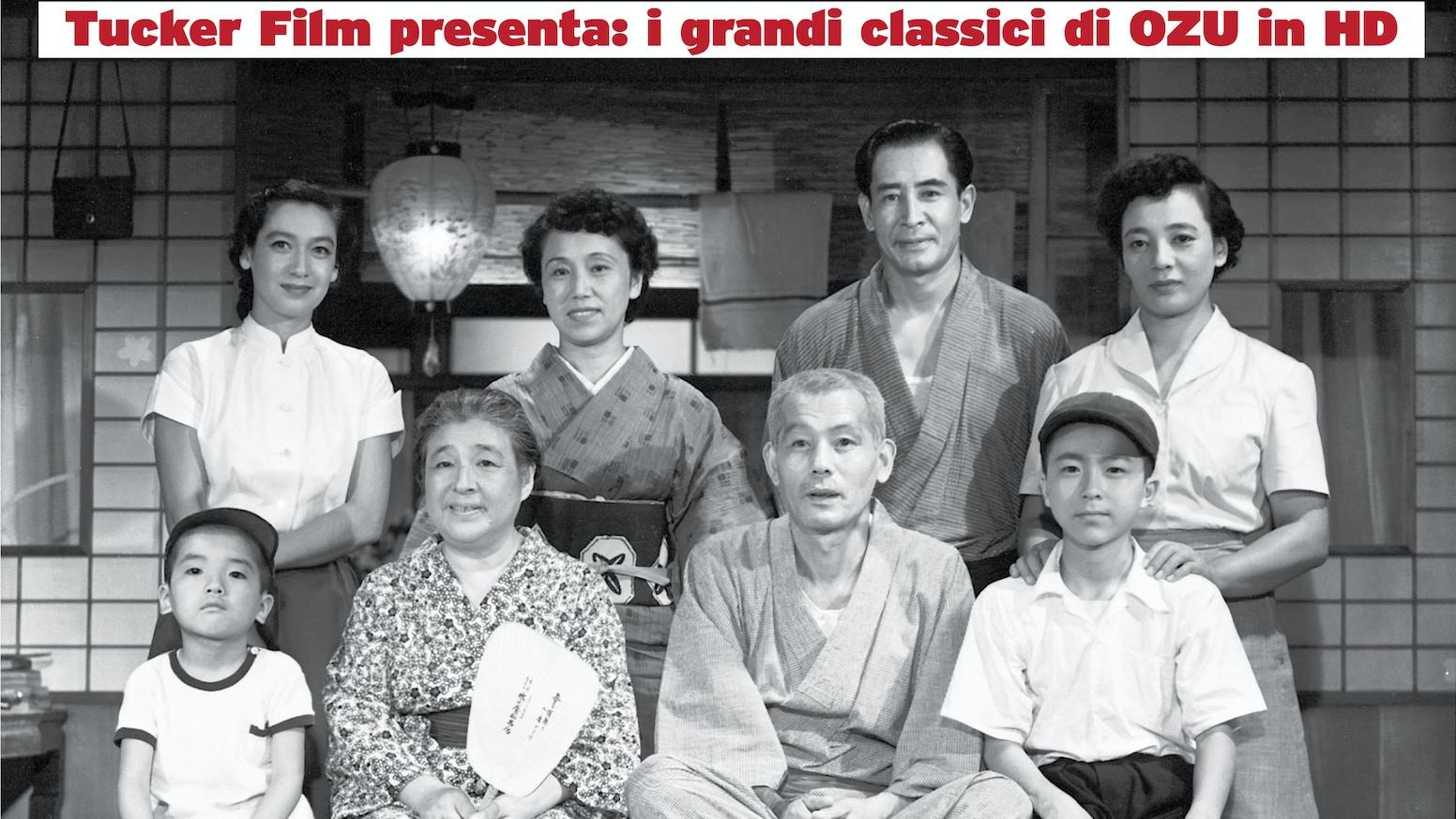 GRAZIE per averci aiutati a trasformare i Fantastici 6 di Ozu in un cofanetto Blu-ray!