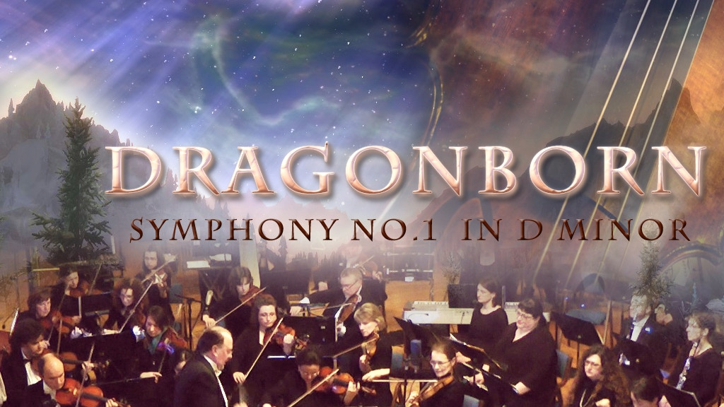 "Fantasy Symphony No.1, ""Dragonborn"" - Album Release project video thumbnail"