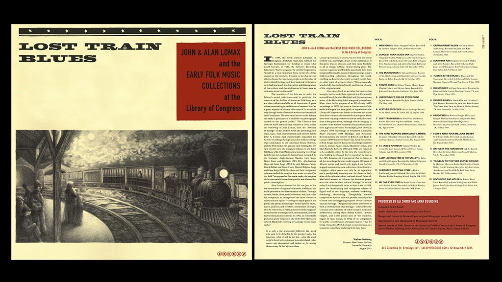 """Lost Train Blues"" LP - Restarting Jalopy Records! project video thumbnail"