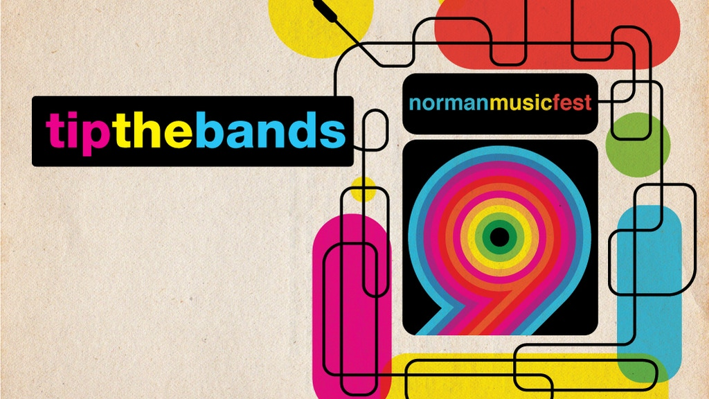The Norman Music Festival TIP THE BANDS Campaign project video thumbnail