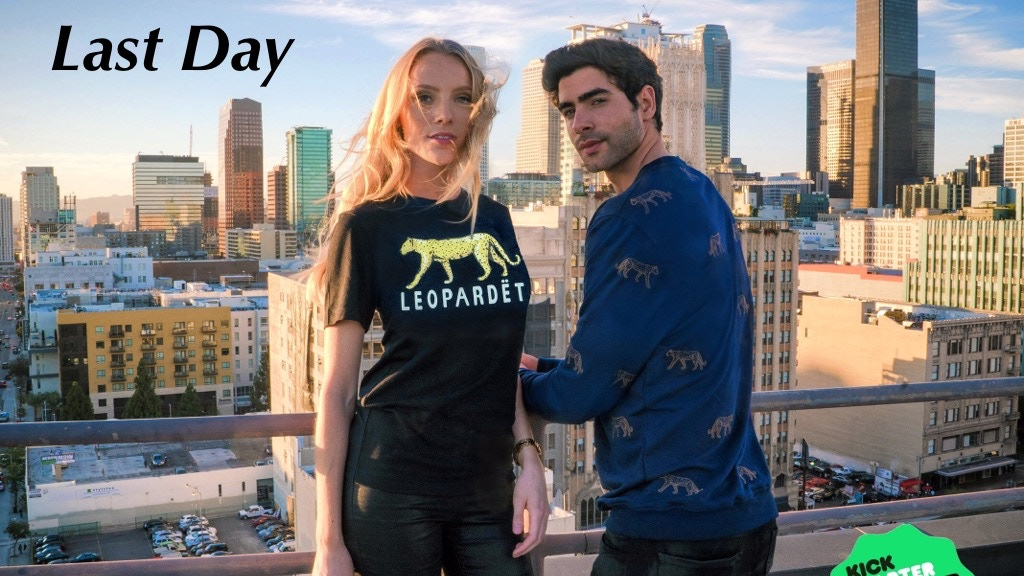 LEOPARDËT: Bringing Back 'Made in USA' Clothing project video thumbnail