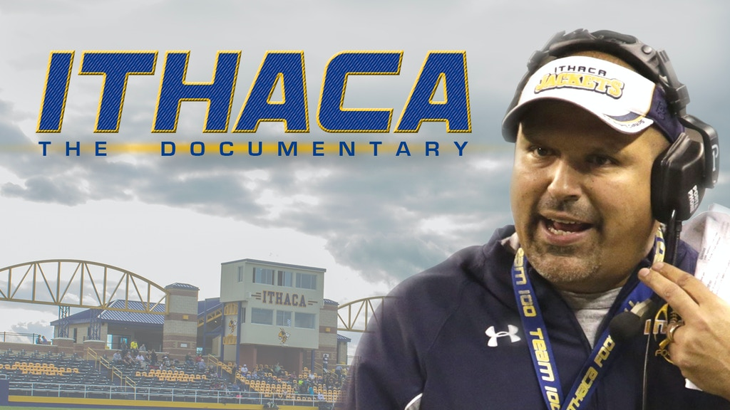 Ithaca Football Documentary project video thumbnail