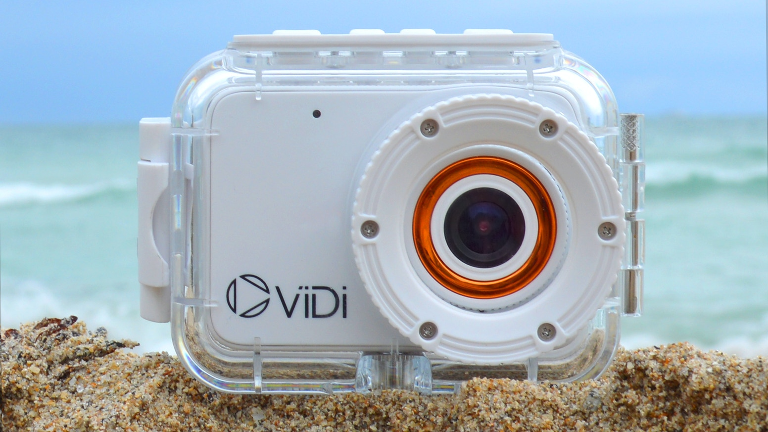 It's simple. We made an action camera that puts Pro-Grade results within everyone's reach.