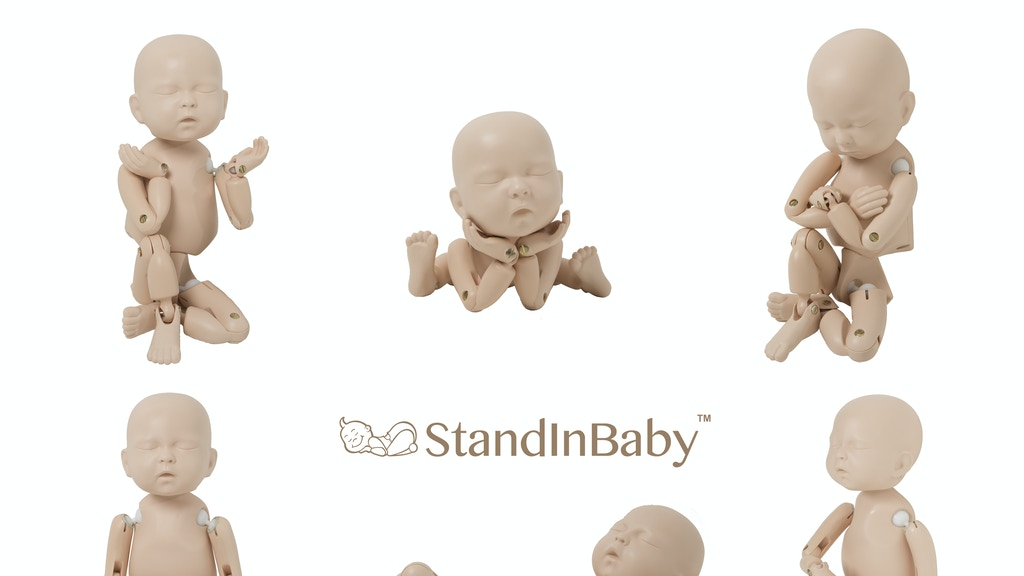 StandInBaby project video thumbnail