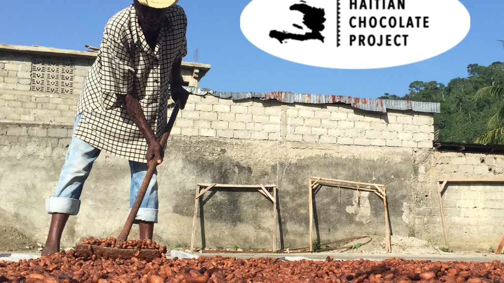 The Haitian Chocolate Project: Bar One project video thumbnail