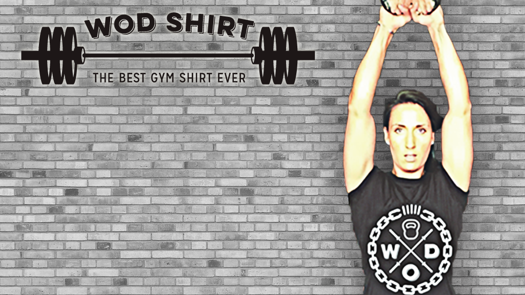 WOD Shirt - The Best Gym Shirt Ever! project video thumbnail