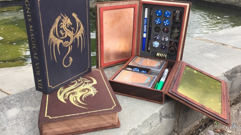 Spellbook Gaming Boxes project video thumbnail