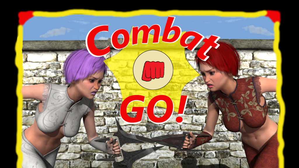 Project image for Combat GO! card game