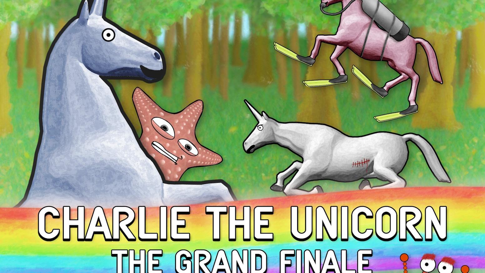 Charlie The Unicorn Grand Finale