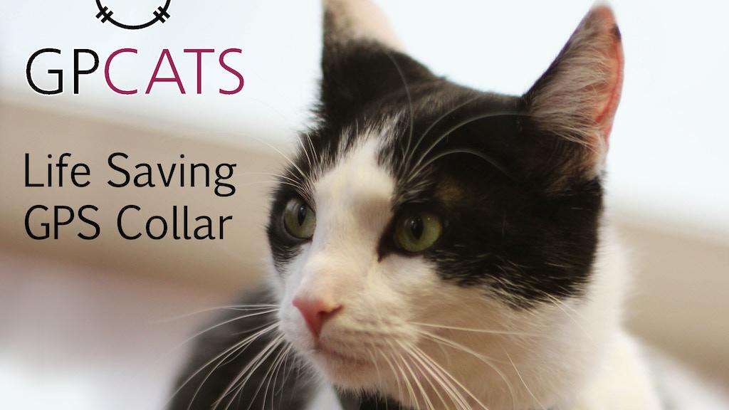 Gpcats Life Saving Gps Tracker Made Specifically For