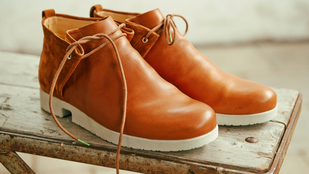 Comfortable & fashionable design shoes with a twist project video thumbnail