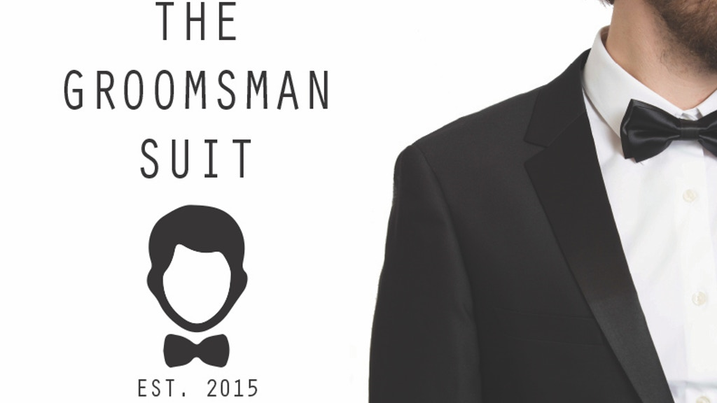 The Groomsman Suit project video thumbnail