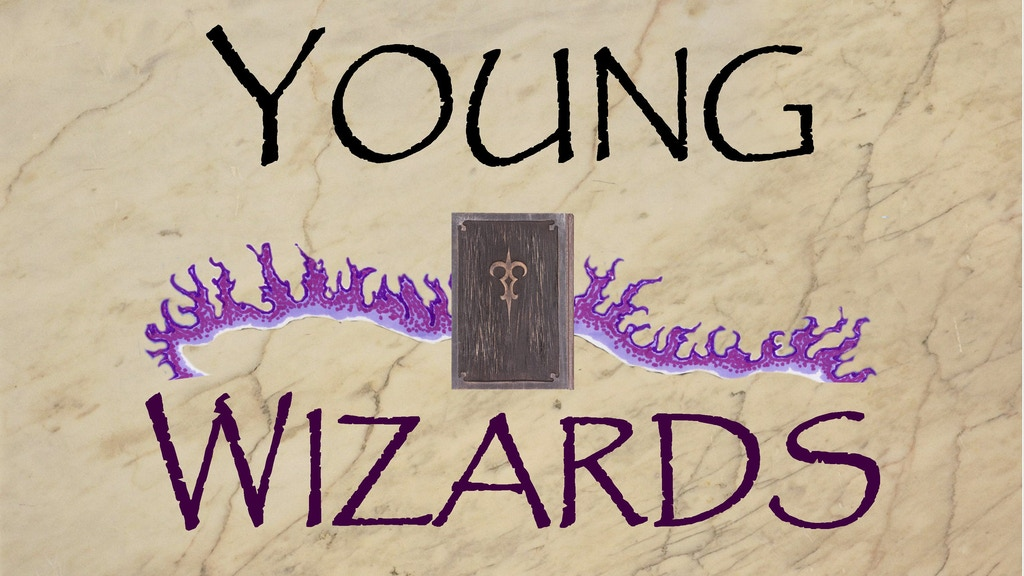 Young Wizards - A Family Tabletop RPG! project video thumbnail