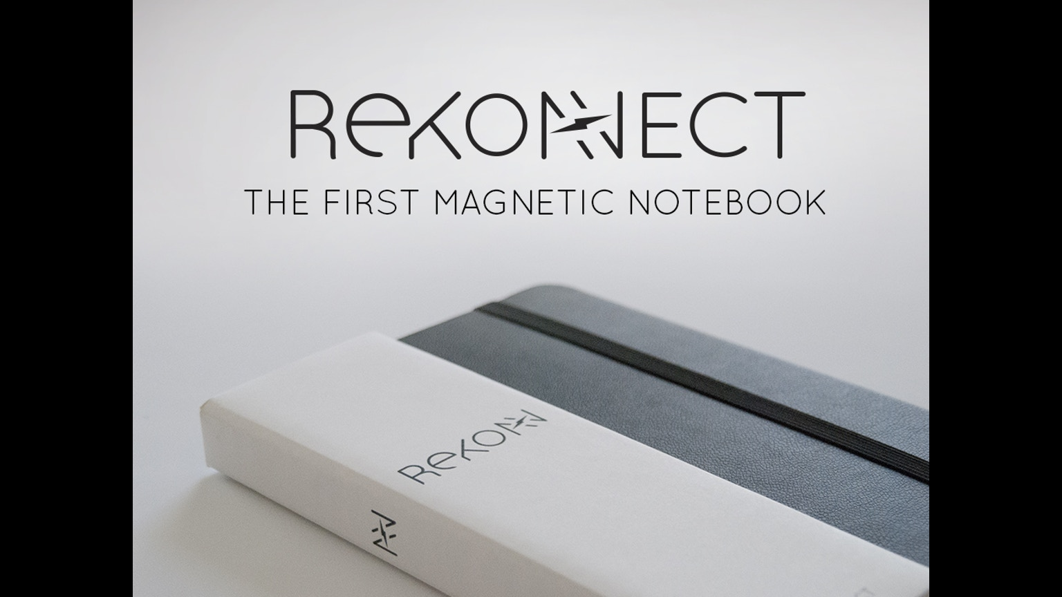 Rekonect Notebook The Magnetic Lifestyle By Cj Good Man