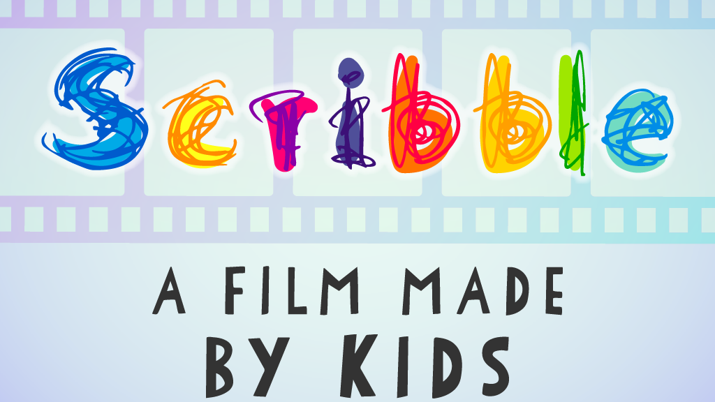 Scribble: A film made by first-graders. project video thumbnail
