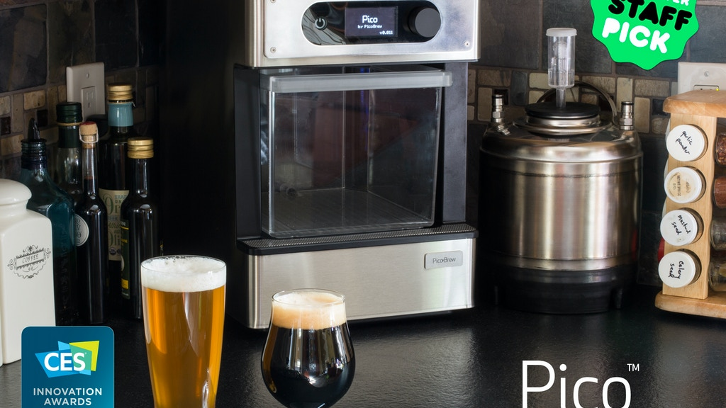 Pico - Craft Beer at Home project video thumbnail
