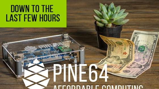 PINE A64, First $15 64-Bit Single Board Super Computer : linux