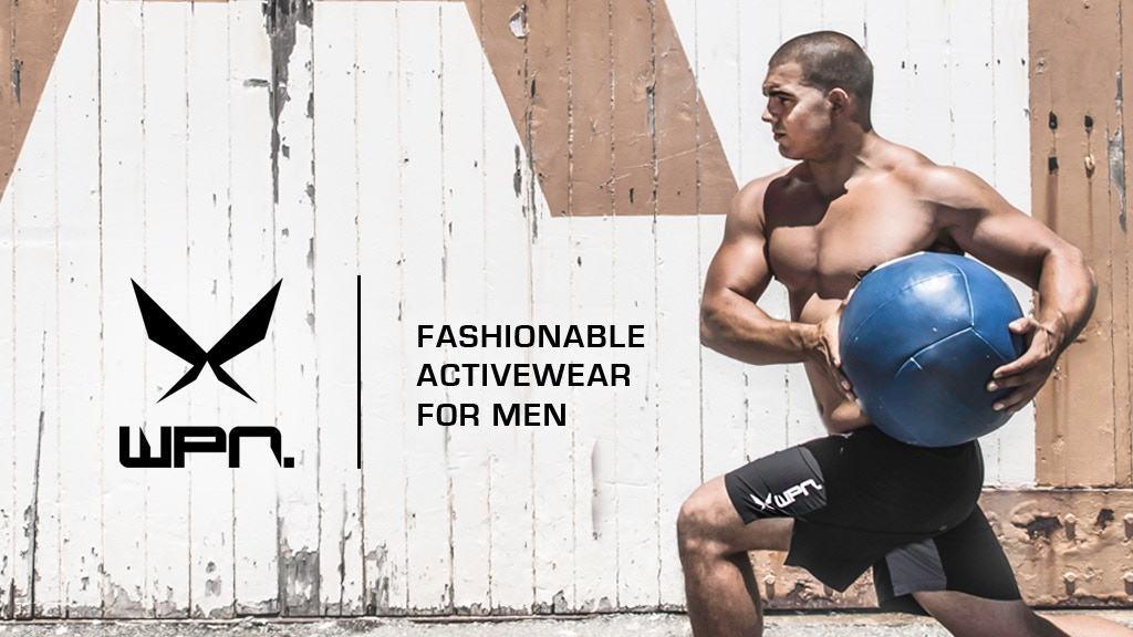 The Best Men's Fitness Apparel You Will Ever Wear project video thumbnail