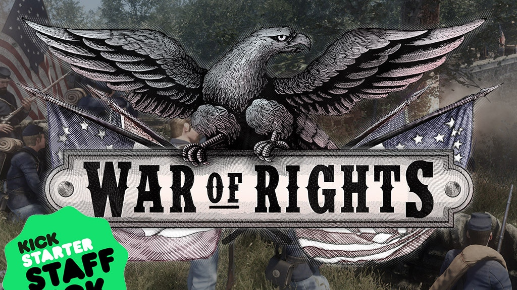 War of Rights project video thumbnail