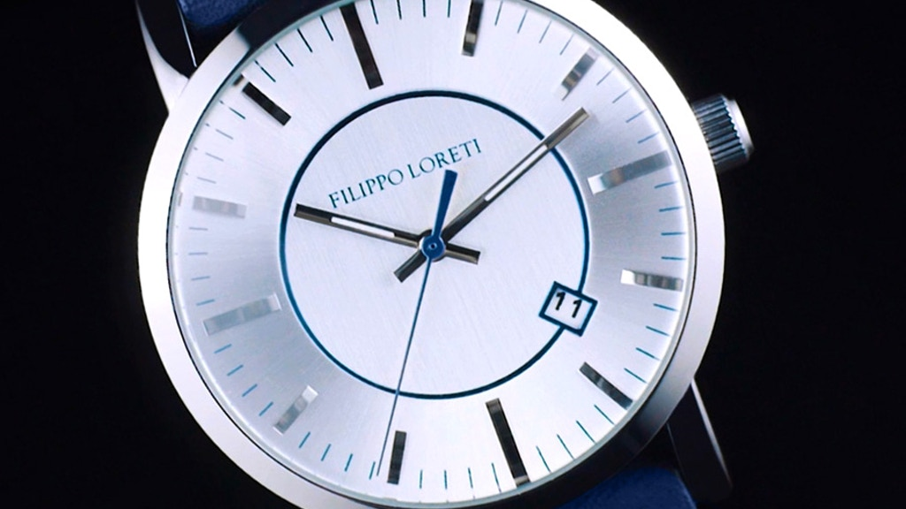 Redefining Italian Luxury Watch - Filippo Loreti project video thumbnail