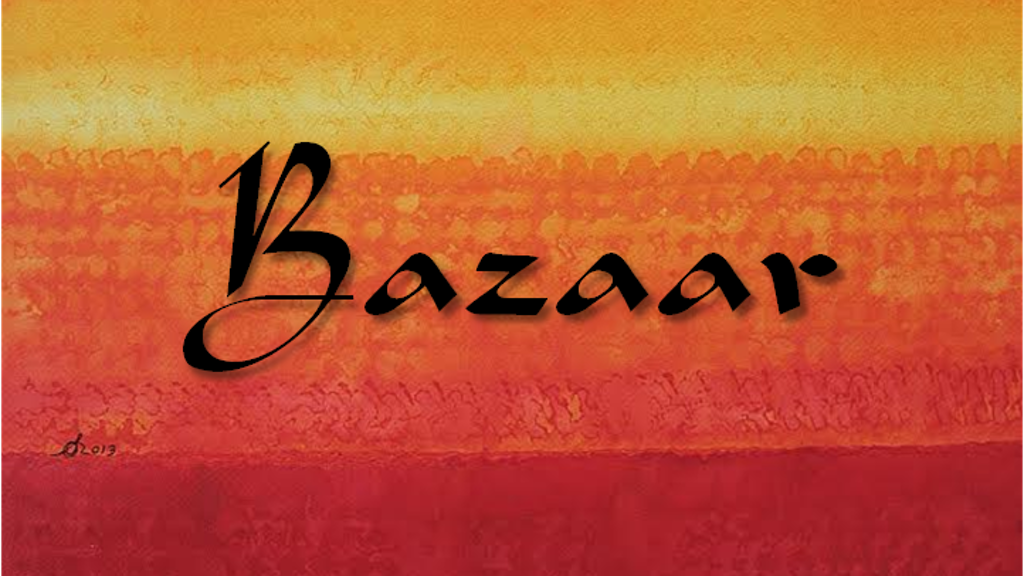 Bazaar project video thumbnail