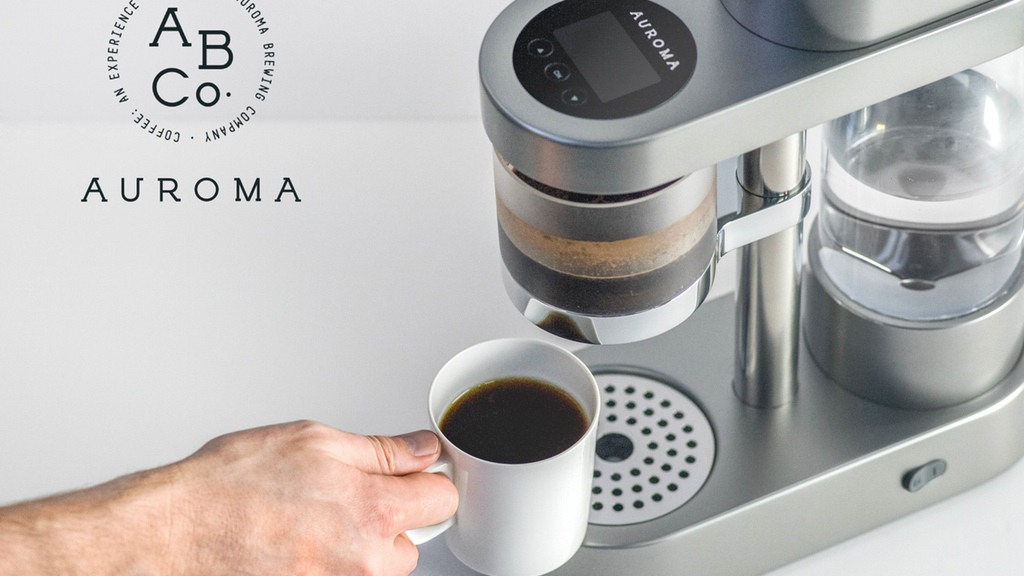 Auroma: Never Make Bad Coffee Again project video thumbnail
