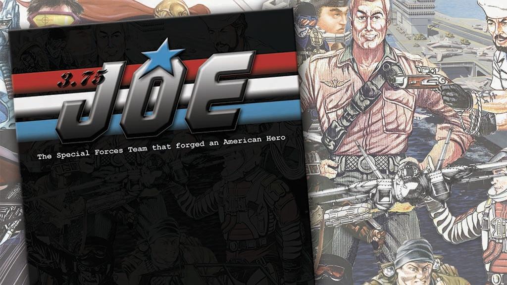 "3.75"" Joe: Creating G.I.Joe ®: A Real American Hero™ project video thumbnail"