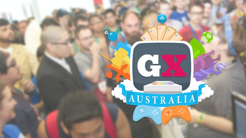 GX Australia 2016 — Australia's first queer geek/gaming con! project video thumbnail