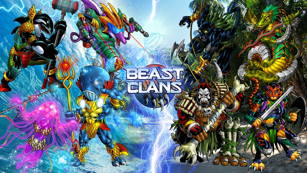 Beast Clans: Rise of the Animals project video thumbnail