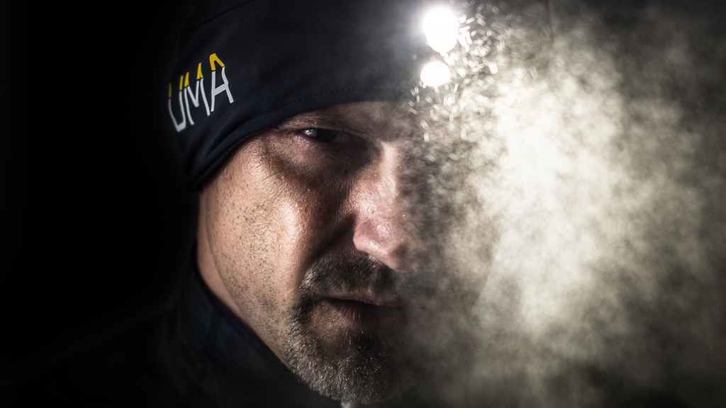 LUMA ACTIVE: First-ever lighting headgear for outdoor sports project video thumbnail