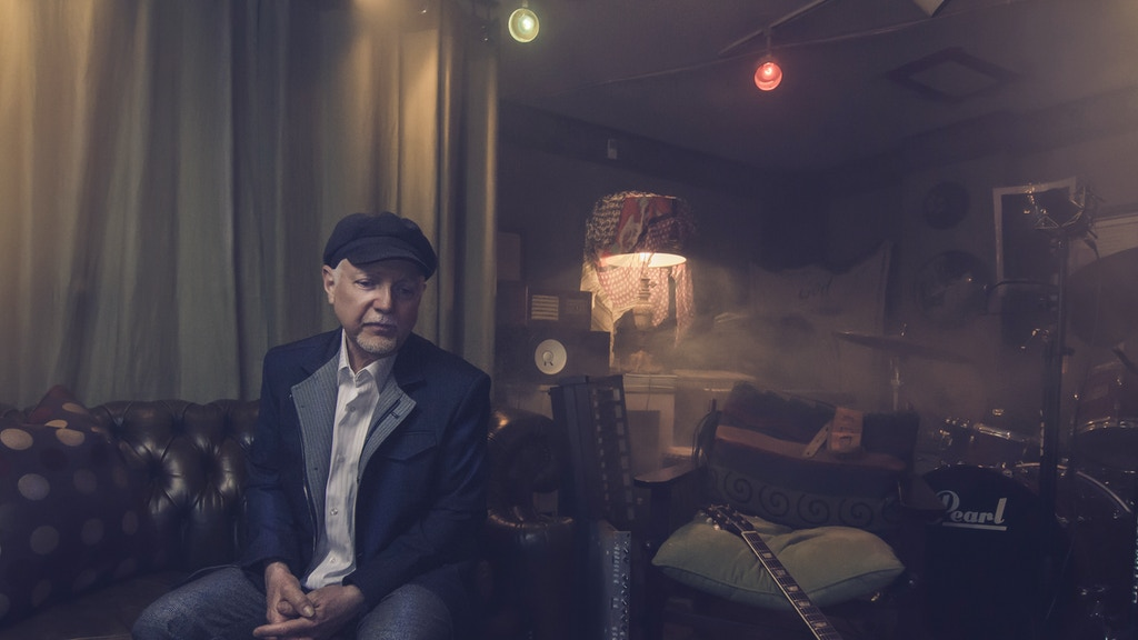 Phil Keaggy - Tune to Tune project video thumbnail