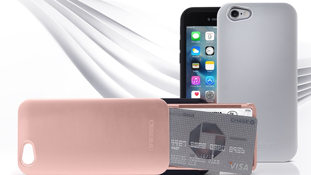 The Most Durable iPhone 6/6S Functional Aluminum Case project video thumbnail