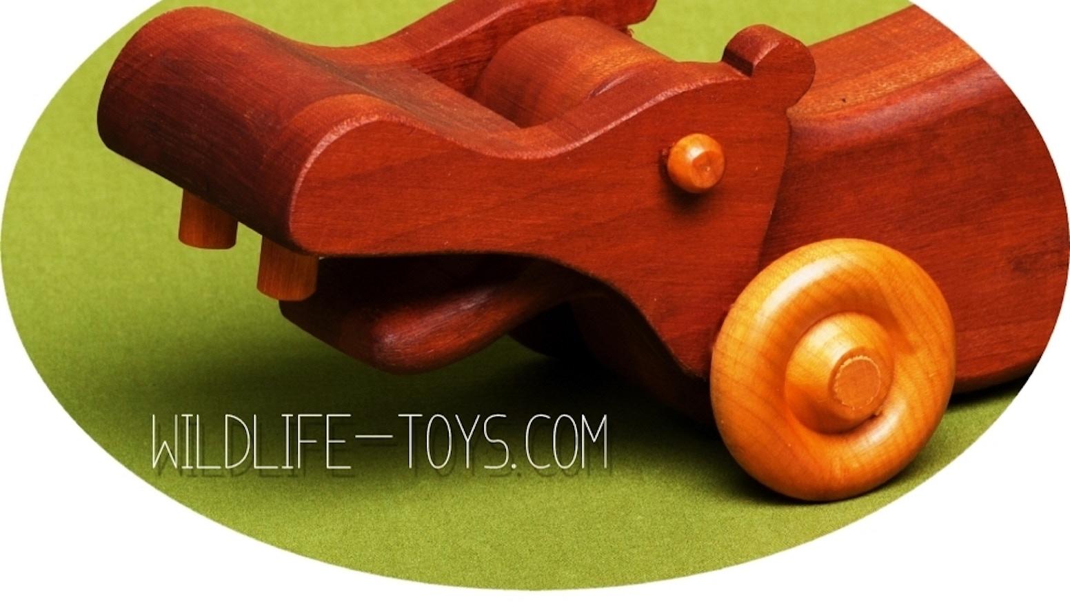animated hardwood animal toysdavid wakefield — kickstarter