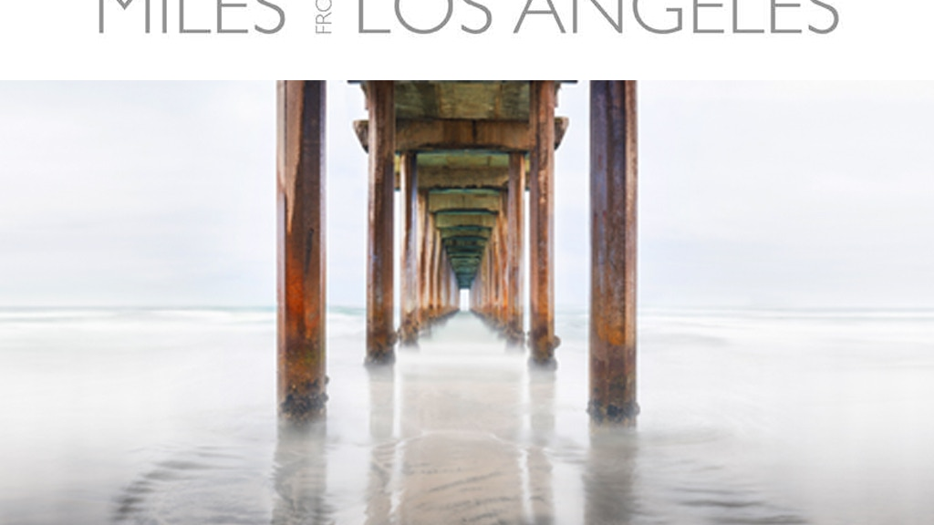 Miles From Los Angeles - A Photo Book of the Western U.S. project video thumbnail