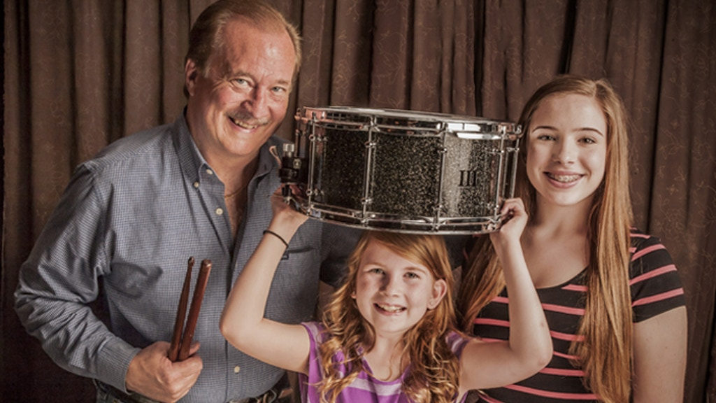 WFLIII Drums: Resurrecting the Ludwig Family Legacy! project video thumbnail