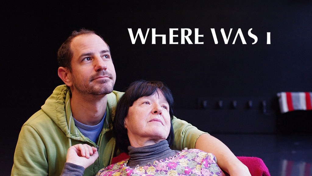 """Where was I"" - an autobiographical play on Dementia project video thumbnail"
