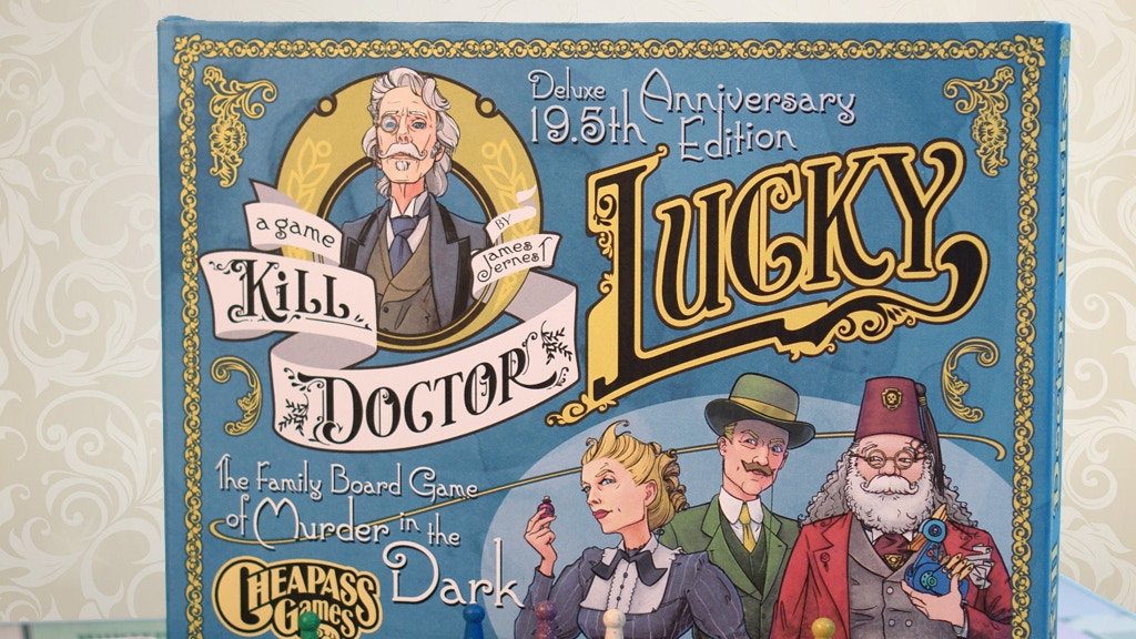 Kill Doctor Lucky project video thumbnail
