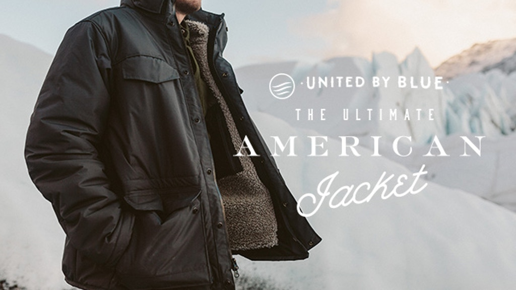 The Ultimate American Jacket: Insulated With Bison Fiber project video thumbnail