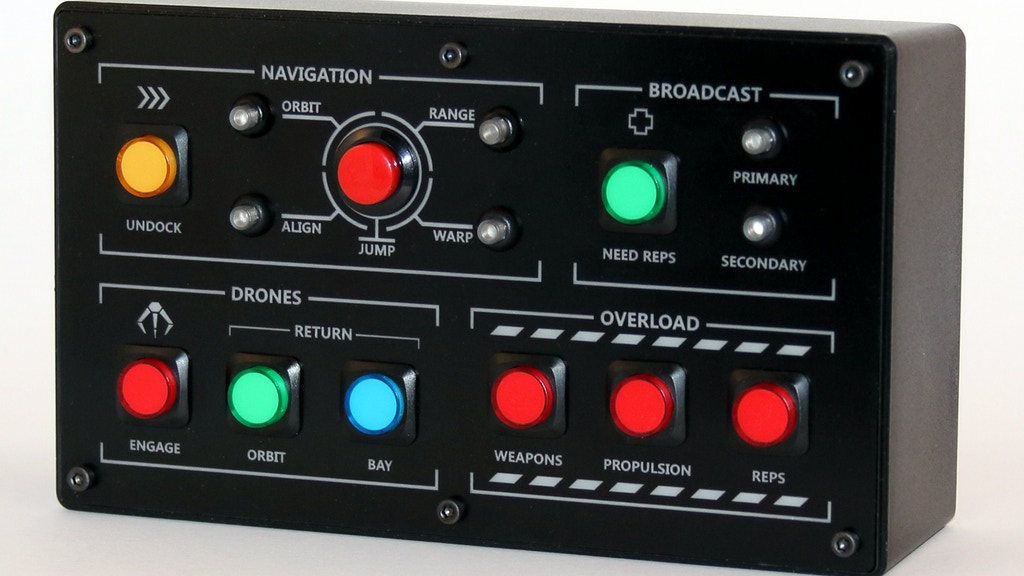 Project image for EVE Online Control Panel