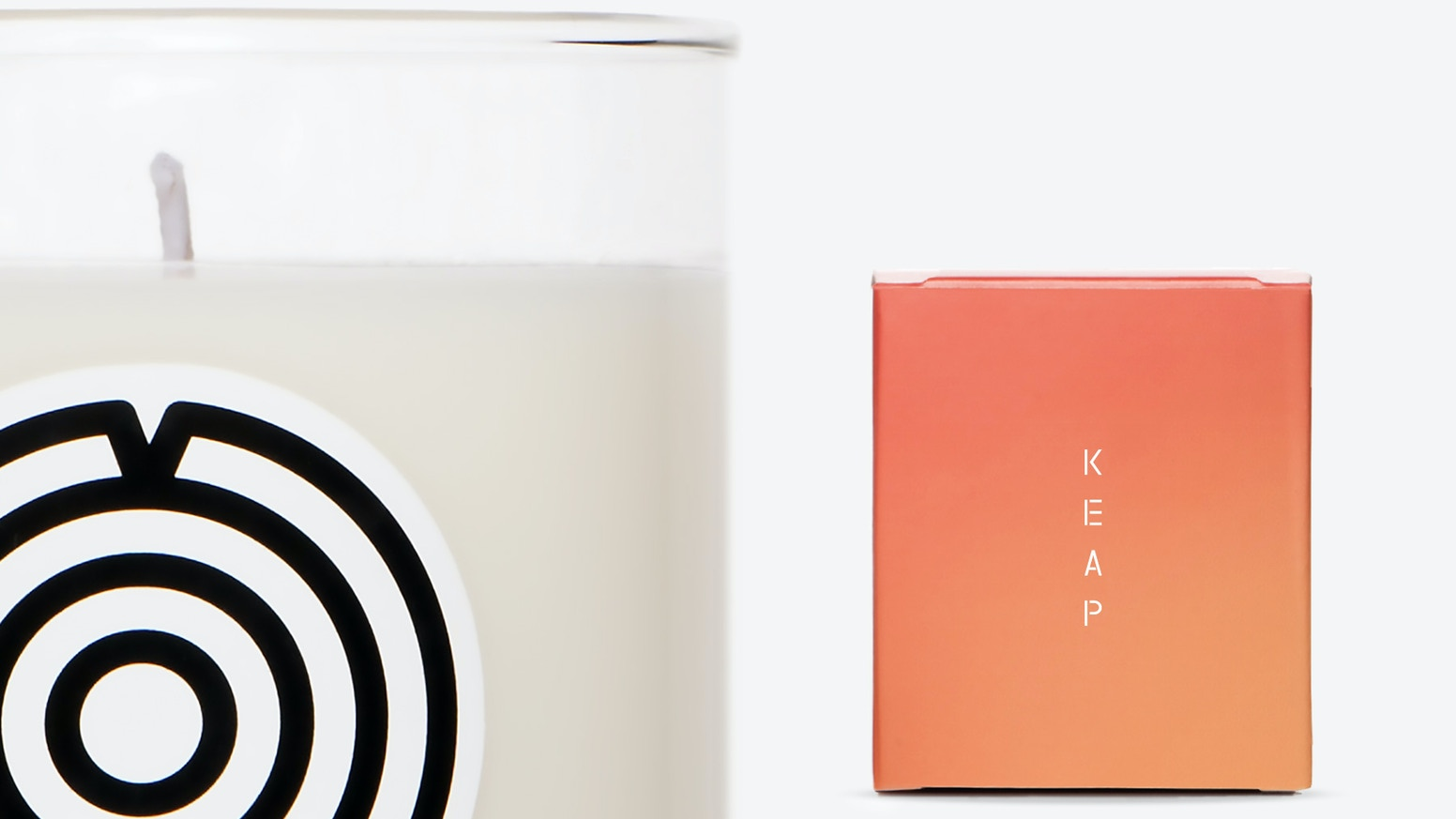 Our candles are now available for purchase at KeapBK.com!