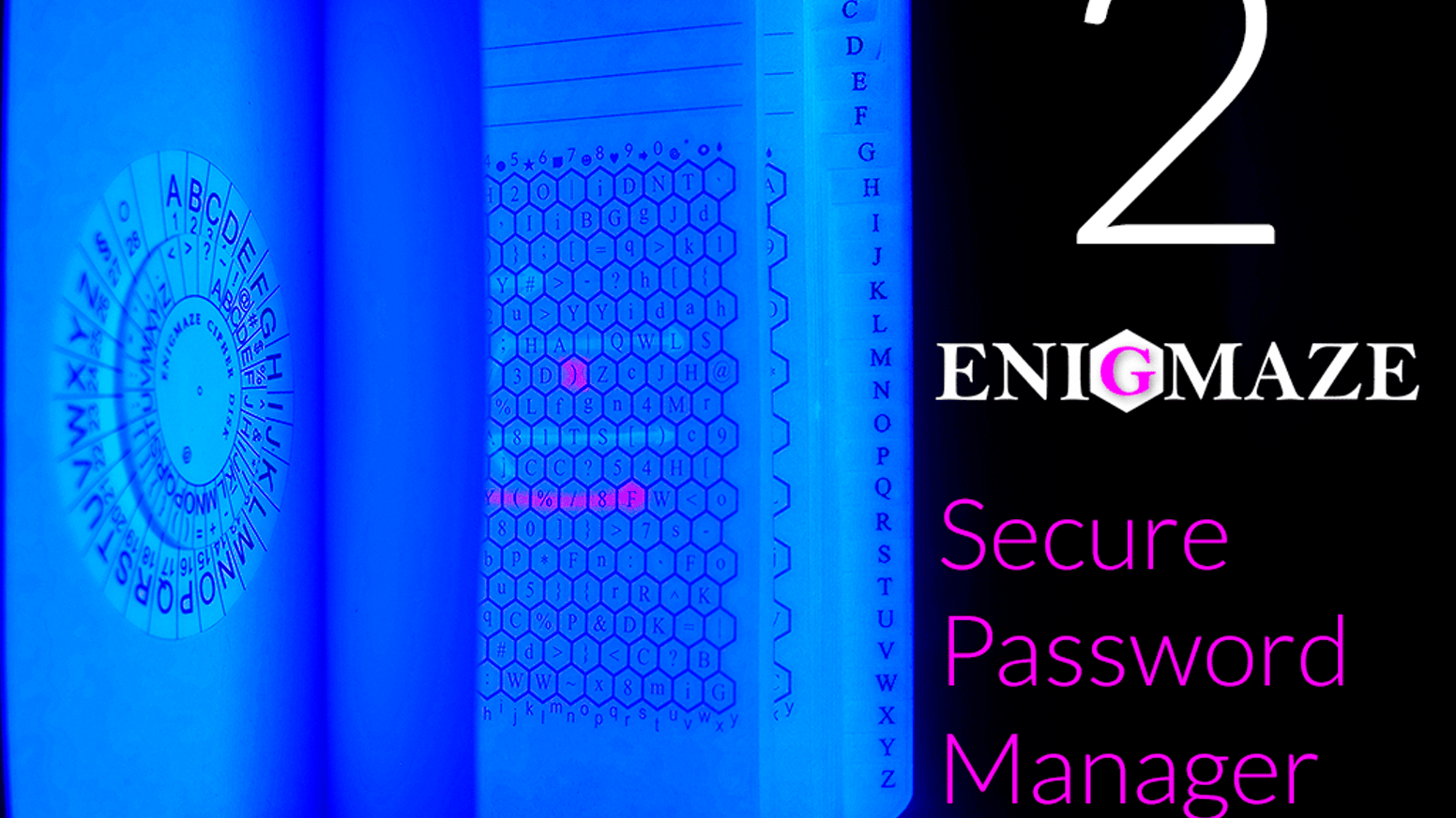 Password Journal Specifically Designed to Create and Store Unique, Hack-proof Internet Passwords