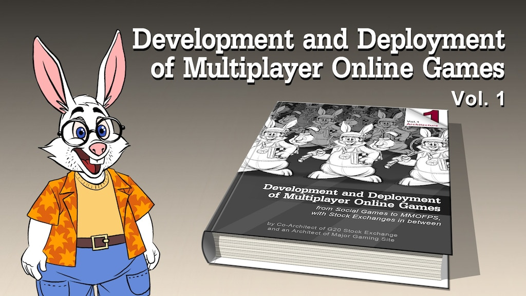 The Most Comprehensive Book on Multiplayer Game Development project video thumbnail
