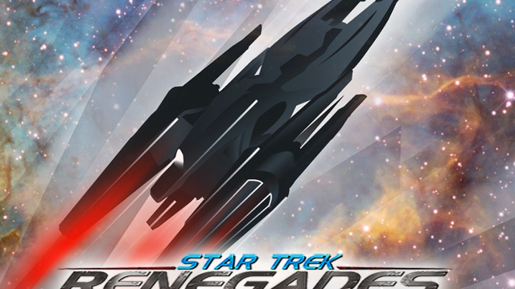 Star Trek Renegades Episodes 2 3 By The Star Trek Renegades Team