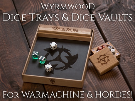 how to make a dice tray