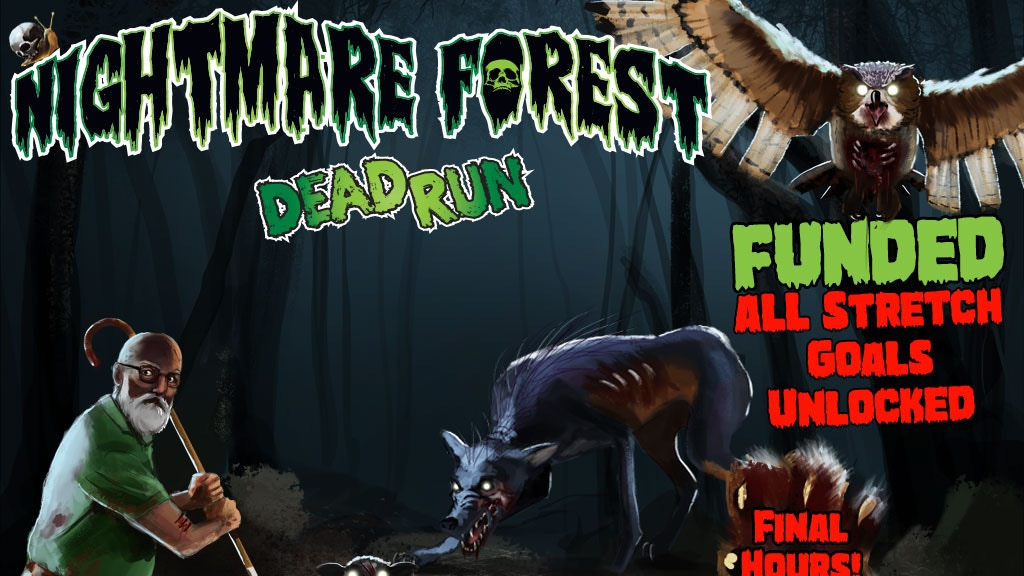 Nightmare Forest: Dead Run project video thumbnail