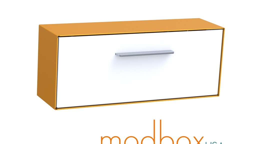 modbox - modern mailbox project video thumbnail