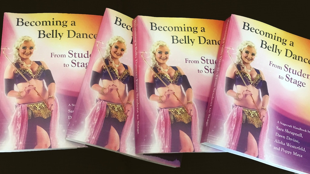 Becoming a Belly Dancer: From Student to Stage - The Book project video thumbnail
