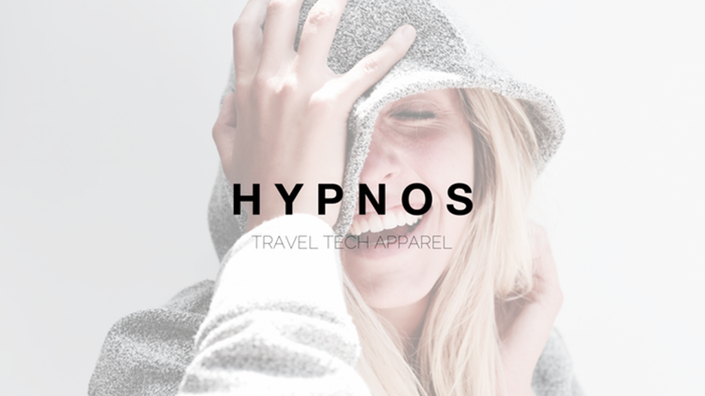 HYPNOS : THE WORLD'S BEST SLEEP HOODIE project video thumbnail
