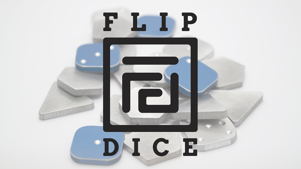 FLIP DICE - Family Game Night... Reimagined project video thumbnail