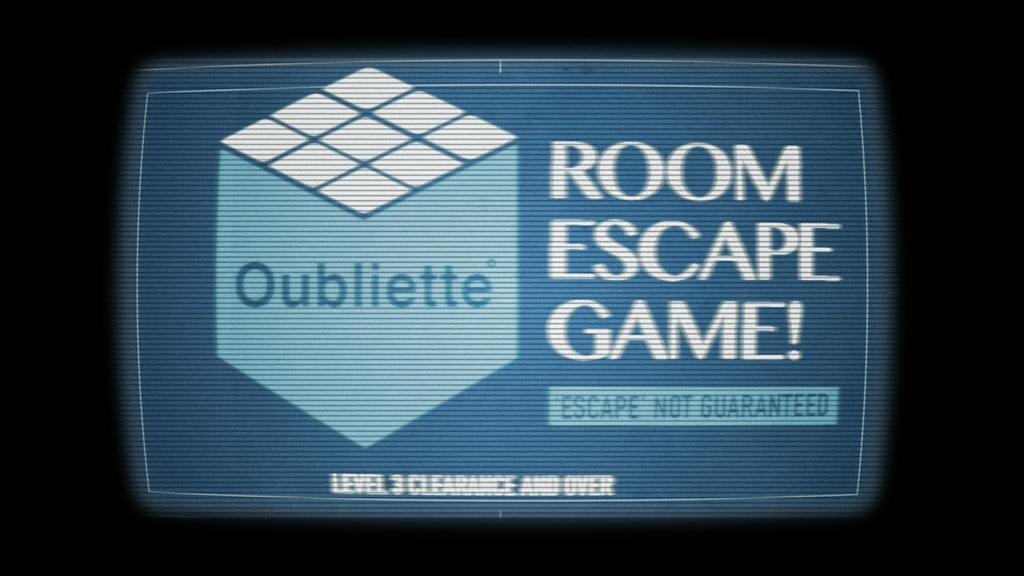 Oubliette Escape Rooms and Adventure Society project video thumbnail